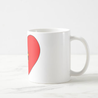 Portugal Flag Simple Coffee Mug
