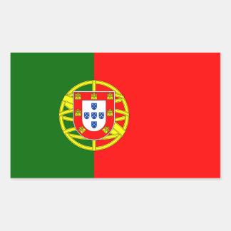 Portugal* Flag Sticker