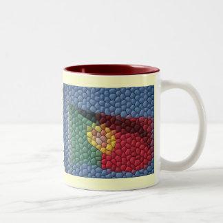 Portugal Flag Tea Mug
