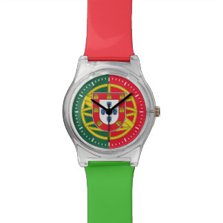 Portugal flag watches