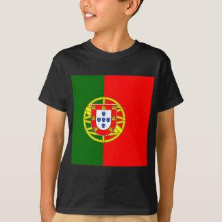 Portugal flage design T-Shirt