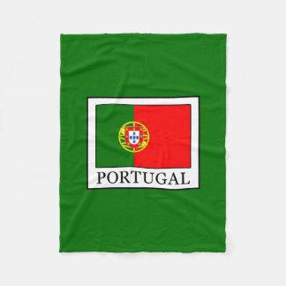 Portugal Fleece Blanket