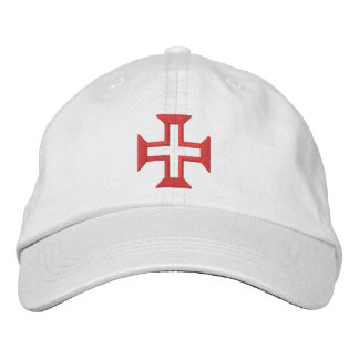 Portugal Football Embroidered Hat