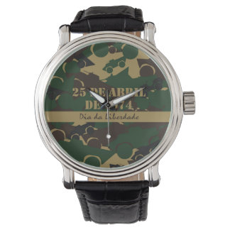 Portugal Freedom Day Watches