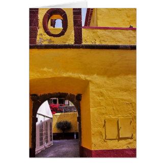(PORTUGAL) Funchal| Doorways Card