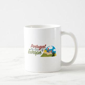 Portugal Gem Of Europe Coffee Mug