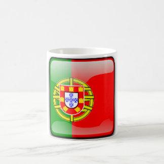 Portugal glossy flag coffee mug