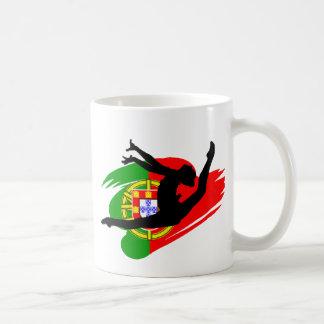 Portugal Gymnast Coffee Mug