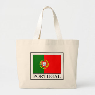 Portugal Large Tote Bag