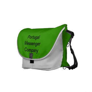 Portugal Messenger Company Bag Commuter Bag