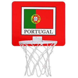 Portugal Mini Basketball Hoop