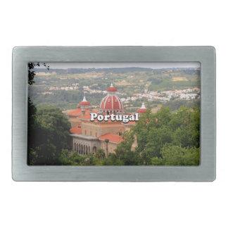 Portugal: Monserrate Palace, near Sintra Belt Buckle