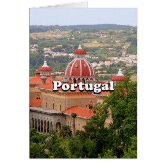 Portugal: Monserrate Palace, near Sintra Card