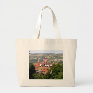 Portugal: Monserrate Palace, near Sintra Large Tote Bag