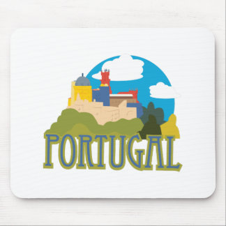 Portugal Mouse Pad