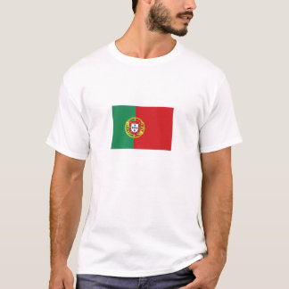 Portugal National Flag T-Shirt