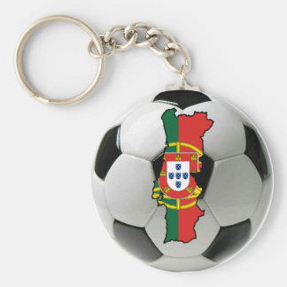 Portugal national team keychain