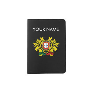 Portugal* Passport Case Passport Holder