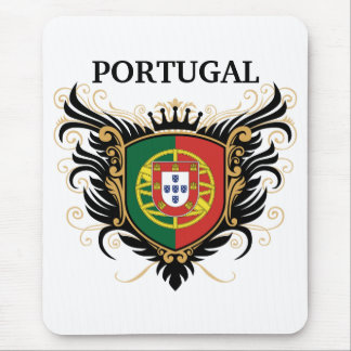 Portugal [personalize] mouse pad