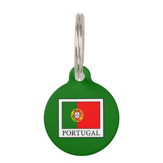 Portugal Pet Tag