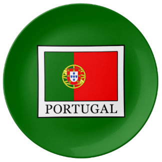 Portugal Plate