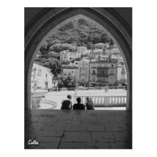 Portugal Postcard-Sintra Postcard