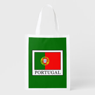 Portugal Reusable Grocery Bag