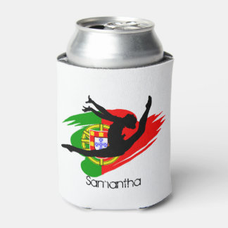 Portugal Rythmic Gymnast Can Cooler