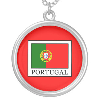 Portugal Silver Plated Necklace