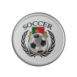 Portugal Soccer 2016 Fan Gear Bluetooth Speaker