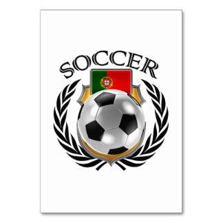 Portugal Soccer 2016 Fan Gear Card