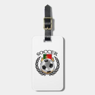 Portugal Soccer 2016 Fan Gear Luggage Tag