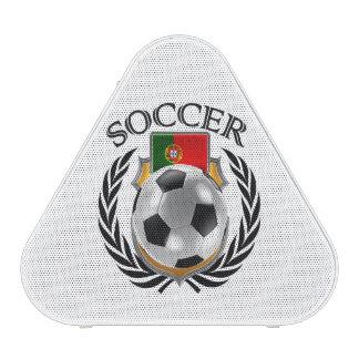 Portugal Soccer 2016 Fan Gear Speaker