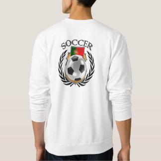Portugal Soccer 2016 Fan Gear Sweatshirt
