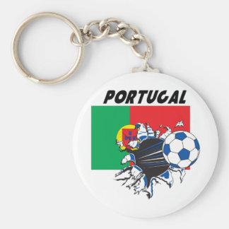 Portugal Soccer Swag Keychain