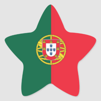 PORTUGAL STAR STICKER