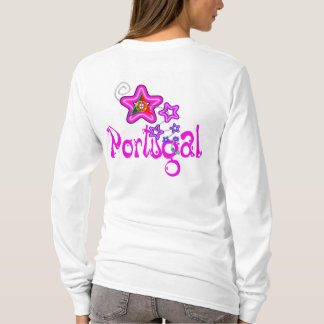 Portugal Stars Girl Sweater