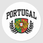 Portugal Stickers