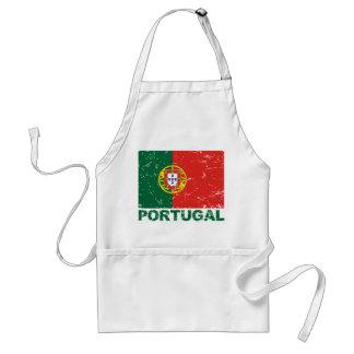 Portugal Vintage Flag Aprons