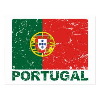 Portugal Vintage Flag Post Cards