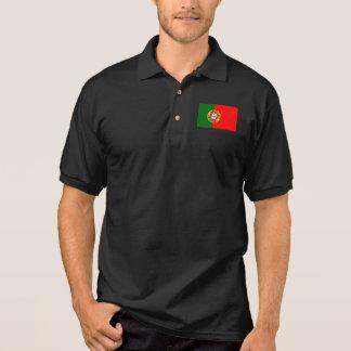 Portugal World Flag Polo Shirt