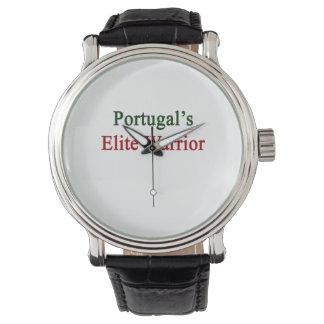 Portugal's Elite Warrior Wristwatches