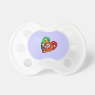 Portuguese-American baby Pacifier