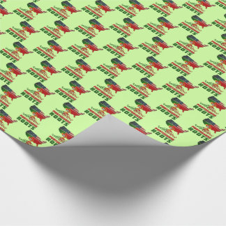 Portuguese American Roots Gift Wrap