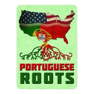 Portuguese American Roots Invites