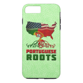 Portuguese American Roots Phone Case