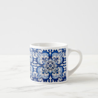 Portuguese Azulejo Pattern