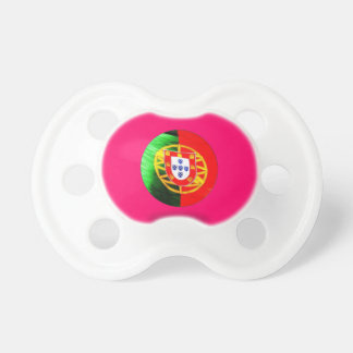Portuguese baby pacifier