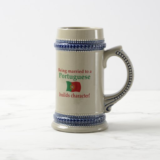 Portuguese Builds Character Mugs