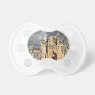 Portuguese castle pacifiers